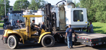 RR Machinery Moving